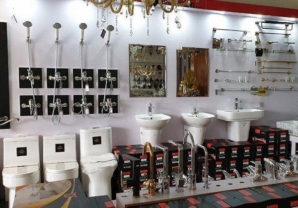 Kinh nghiệm kinh doanh thiết bị vệ sinh